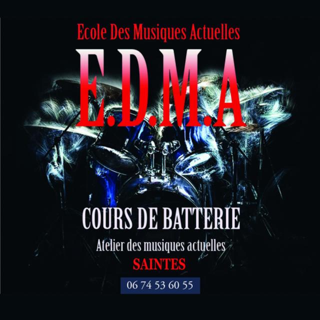 EDMA cours de batterie