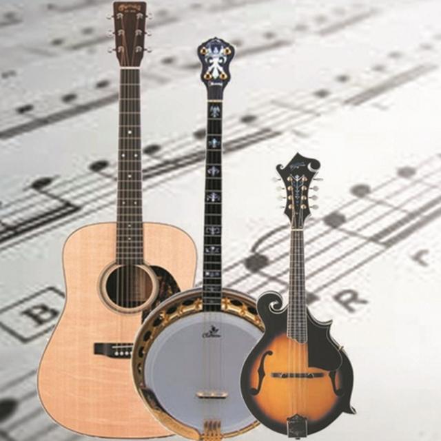irish trad banjo mandolin guitar