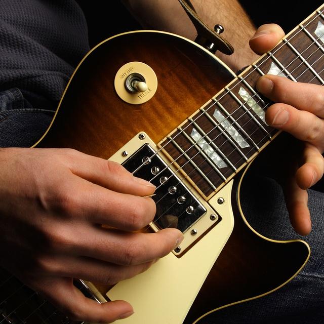 Hugo guitare