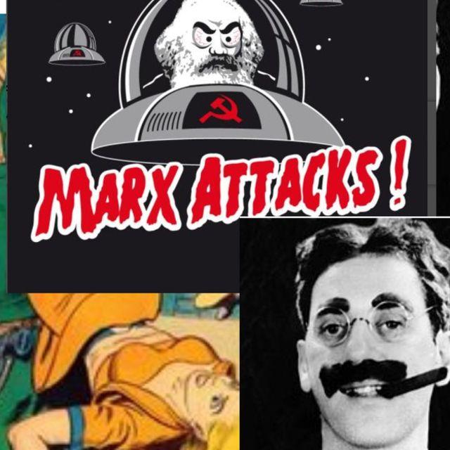 Marx Attacks !