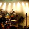 Metalcore-Band im Aufbau