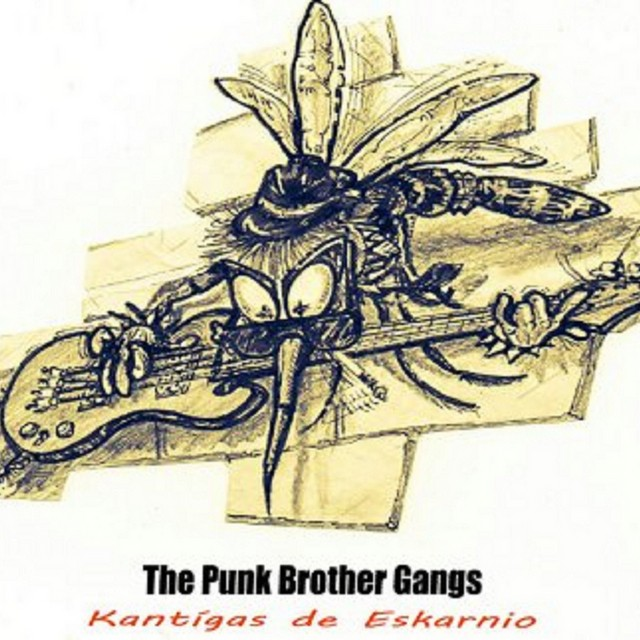 The Punk Brother Gangs