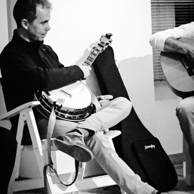 Nacho banjo