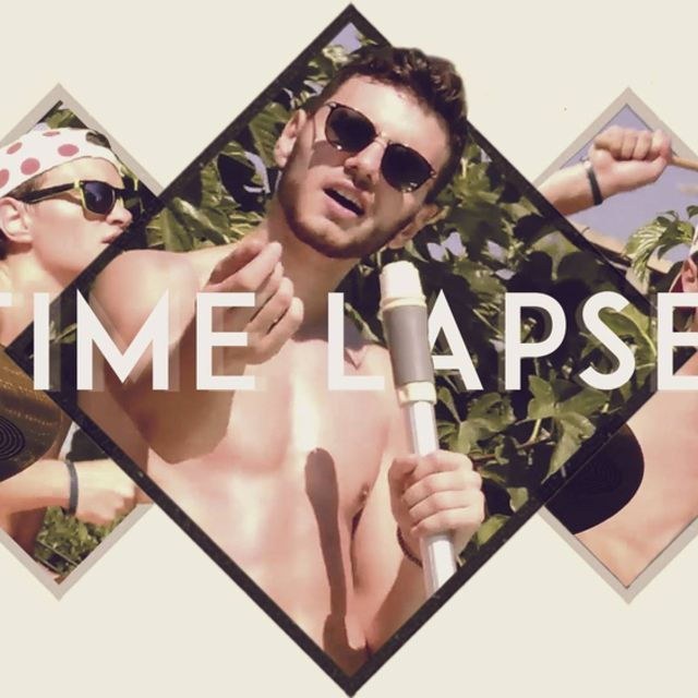 Time lapse groupe