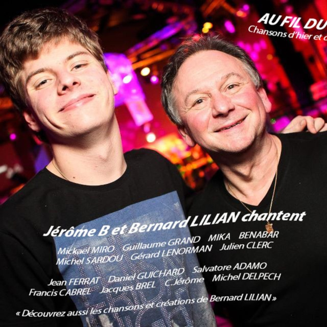 Duo Jérôme B et Bernard LILIAN