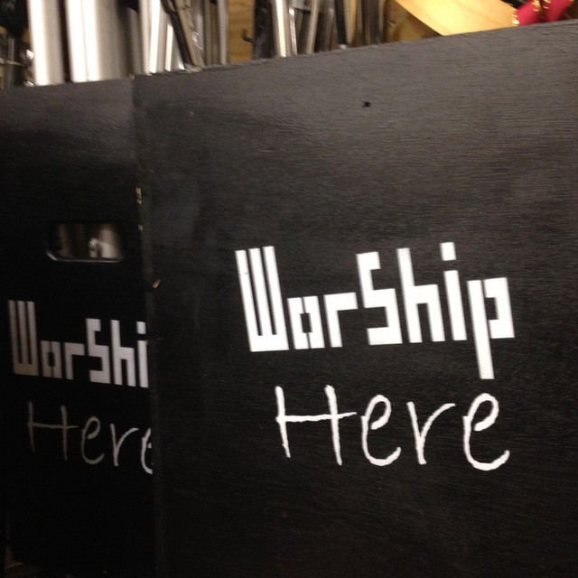 WorshipHere