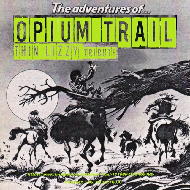 OPIUM TRAIL