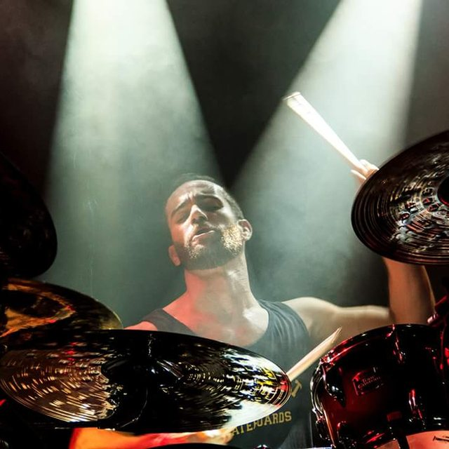 Alvaro-drummer
