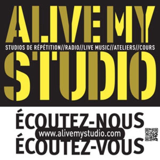 ALIVE My STUDIO